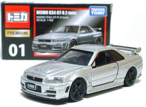 Tomica Premium Nismo R34 Gtr No 01 tomica premium 01 nissan gtr r34 z tune my tomica cars