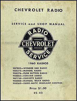 service manuals schematics 1960 chevrolet corvette security system 1960 chevrolet pickup truck repair shop manual original chevy