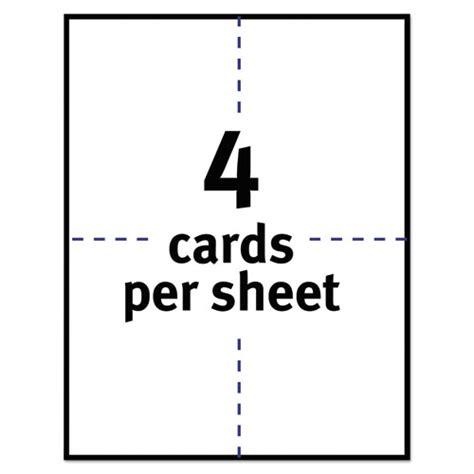inkjet printable postcards postcards for inkjet printers 4 1 4 x 5 1 2 matte white