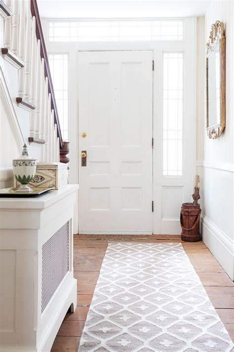 foyer runner rug the 25 best hallway runner ideas on entryway