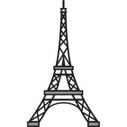 eiffel tower template free pics for gt eiffel tower silhouette png