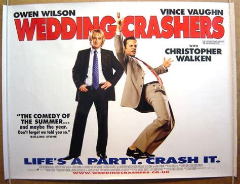 Wedding Crashers Cast List by Wedding Crashers Original Cinema Poster From