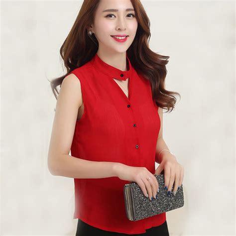imagenes de blusas rojas blusas elegantes 2018 187 blusas rojas en navidad 6