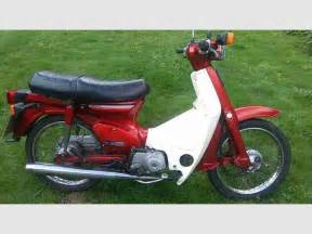 Honda C90 For Sale Usa Bike Of The Day Honda C90 Mcn