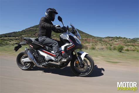 Rock County Honda by Motorfreaks Test Honda X Adv Rock Country