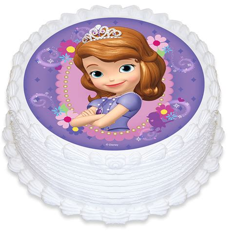 Elmo Cake Decorations Sofia The First Cake Topper Lilybee S Party Supplies