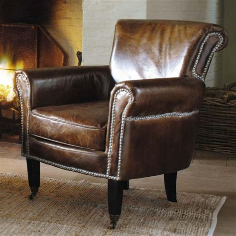 distressed brown leather armchair the 25 best brown leather armchair ideas on pinterest