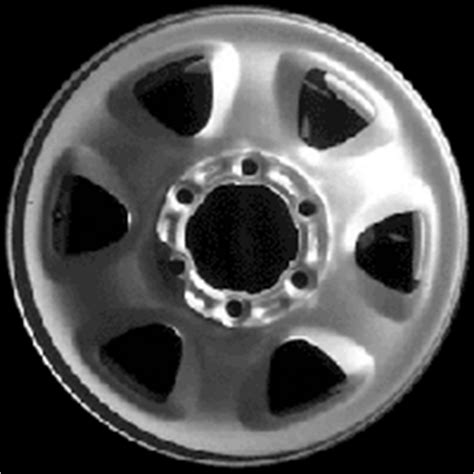Toyota Lug Pattern Toyota T100 Factory Wheels At Andy S Auto Sport