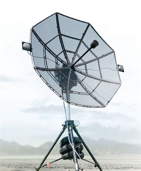 auto tracking antenna system persistent systems wave