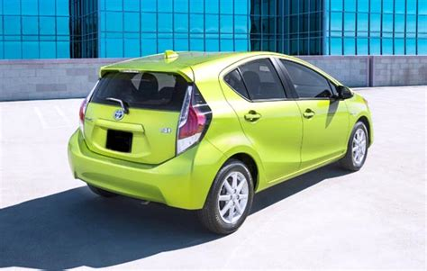 2019 Toyota Prius In Hybrid by 2019 Toyota Prius C Hybrid Review Best Toyota Review