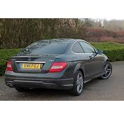 Mercedes Benz C Class Coup&233 C220 CDI BlueEFFICIENCY AMG
