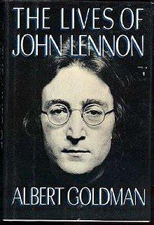 john lennon official biography book the lives of john lennon wikipedia