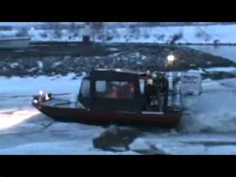 lake erie boat rides american airboats airranger on ice doovi