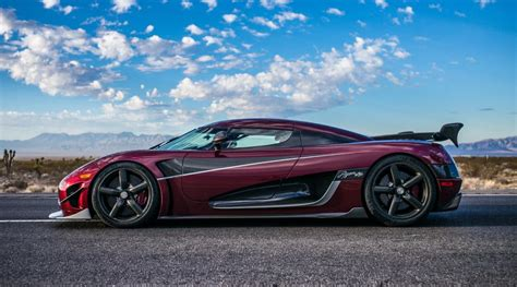koenigsegg agera rs all records broken by the koenigsegg agera rs