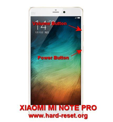format factory xiaomi how to easily hard reset xiaomi mi note pro with safety