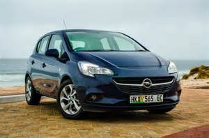 Opel Corsa Review Opel Corsa 1 0t Enjoy 2015 Review Cars Co Za
