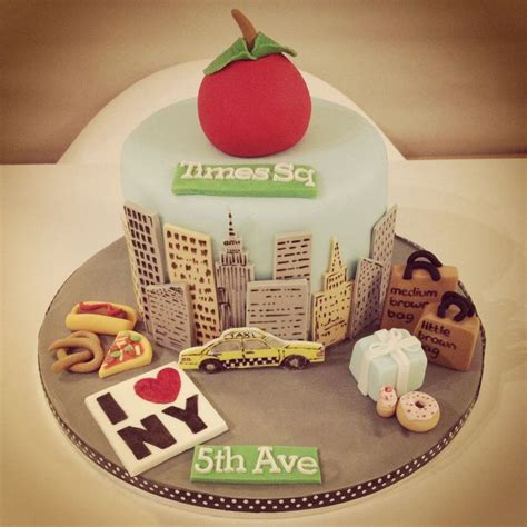 21 best images about taxi cab ny cakes on cake