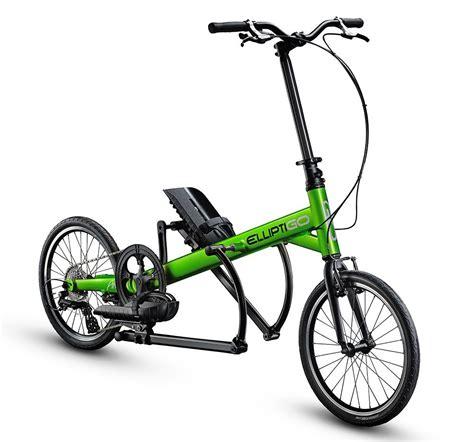 Elliptical Bike by Elliptical Bike Taking The Elliptical Trainer Outdoors