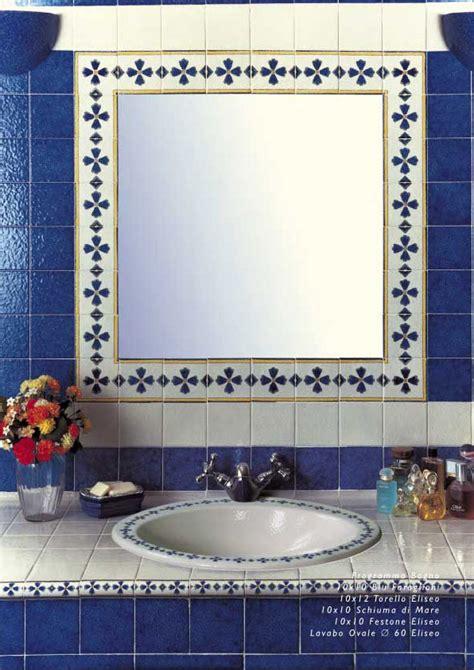bagni ceramica vietrese lavanderia idee bagno