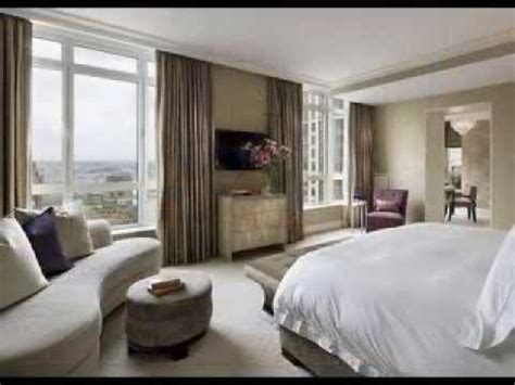 luxury hotel master bedroom design youtube