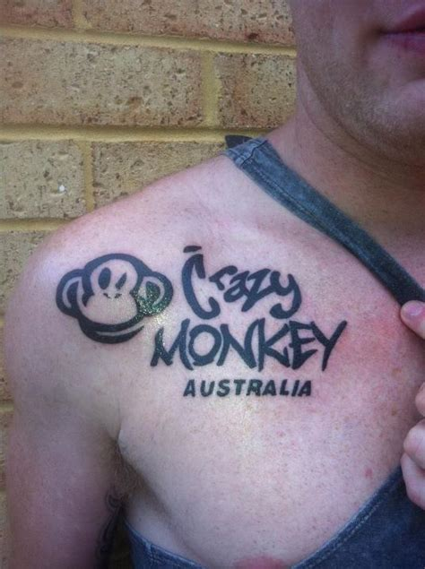 crazy monkey tattoo monkey tattoos from around the world monkey s