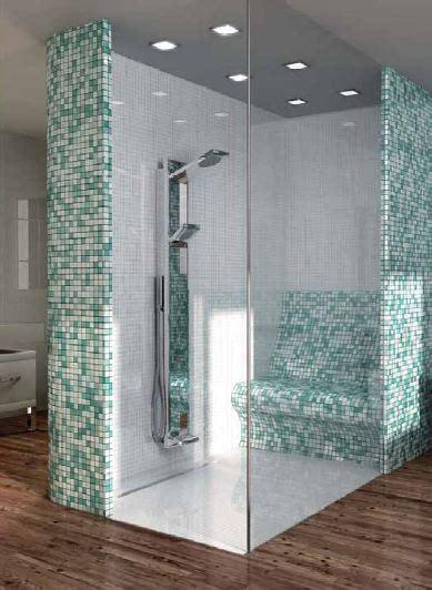 Fliesen Steinoptik Dusche by Fishzero Fliesen Dusche Mosaik Verschiedene Design