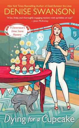 Dying For A Cupcake By Swanson Penguinrandomhouse