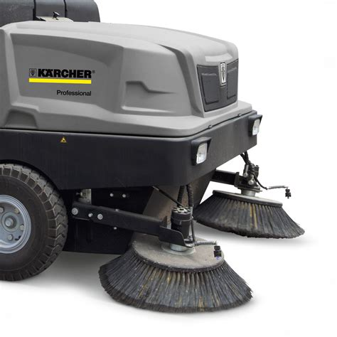 Karcher Second Side Broom Left vacuum sweeper km 150 500 r d k 228 rcher ireland