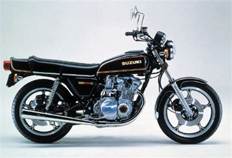 Suzuki Gs550 Review Suzuki Gs550 Custom Parts And Customer Reviews
