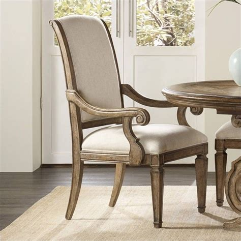 upholstered light oak dining chairs furniture solana upholstered arm dining chair in