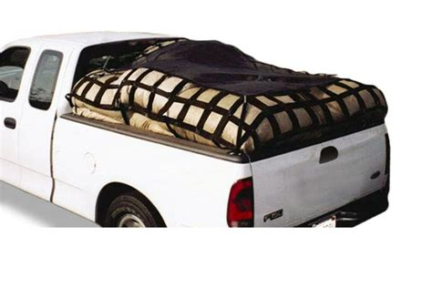 Truck Bed Cargo Net by How To Install A Cargo Net On Your Truck Diy Guide For