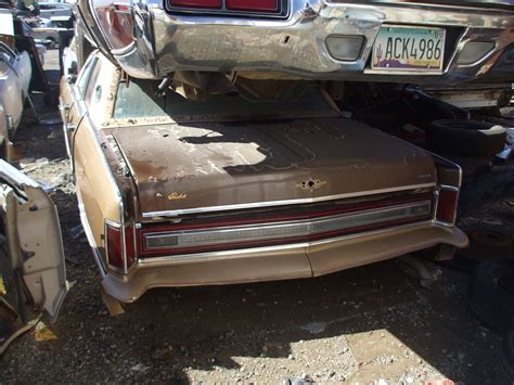 1978 lincoln town car parts 1978 lincon town car 78li1856d desert valley auto parts