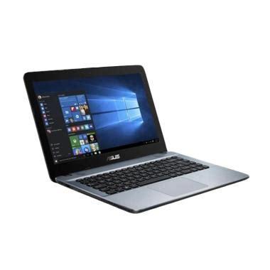 Asus X441ua Wx354t Silver jual intel brand deals asus x441ua wx354t laptop