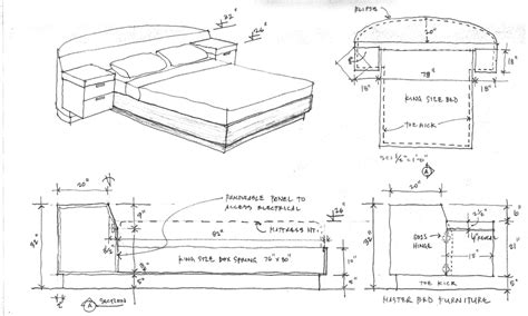 bed sketch news trueblood design build