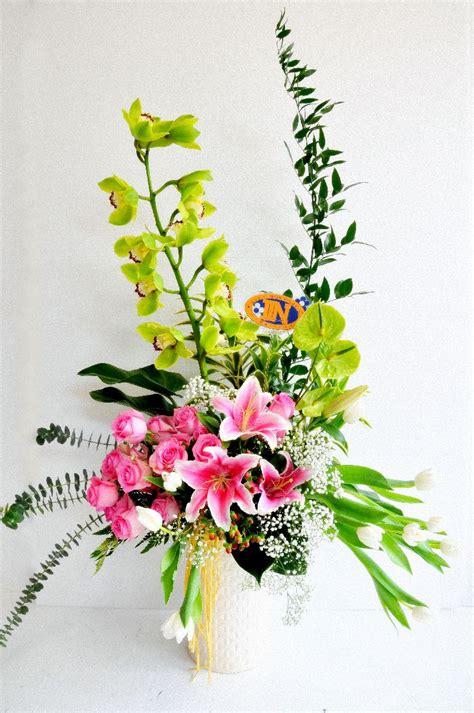 gambar wallpaper bunga segar rangkaian bunga segar zoaet