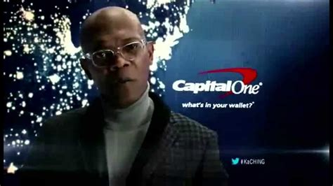 come one on laurence laurence fishburne for capital one commercial