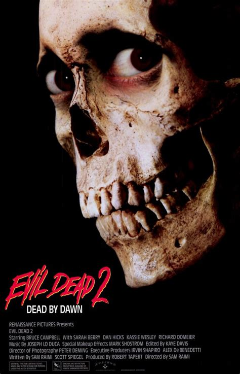 Film Evil Dead 2 | film shamelessly awful reviews for shamelessly awful people