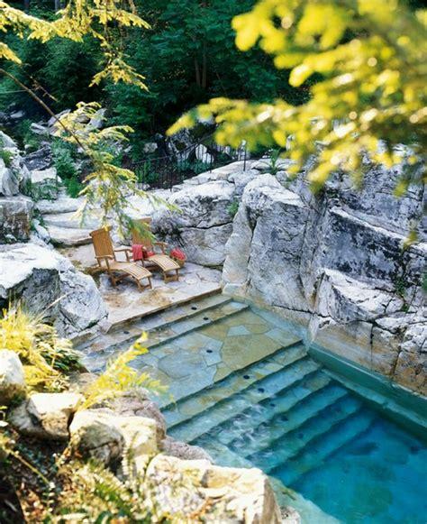 Backyard Quarry Pool Pool Gallery Aqua Pool Spa Contemporary Pool