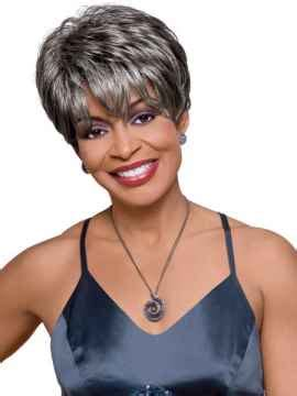50 salt and pepper hair for black women going gray lucky you 171 dis magazine