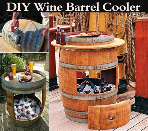 dashing diy wine barrel with diy wine barrel cooler pictures photos and images for and