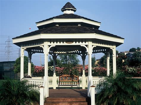 commercial gazebo commercial gazebos san diego gazebos by leisure designs