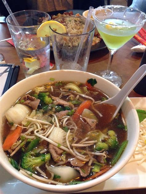 Pho V Noodle House Sushi 107 Fotos Vietnamesisches Restaurant Bedford Tx