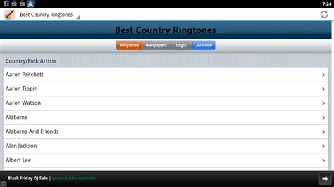 country ringtones for android best country ringtones android apps on play