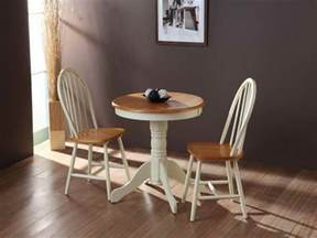 Small Kitchen Table Sets For 2 Bloombety Small Kitchen Table Sets With Two Chair Small Kitchen Table Sets