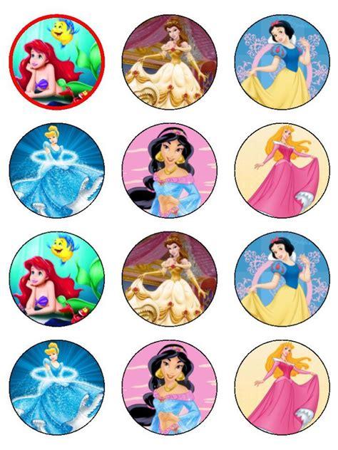 Topper Cake Topper Cupcake Disney Princess disney princess figurines cake toppers and disney