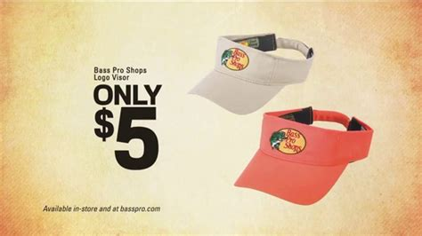 bass pro boat life jackets bass pro shops spring gear up sale tv commercial visors