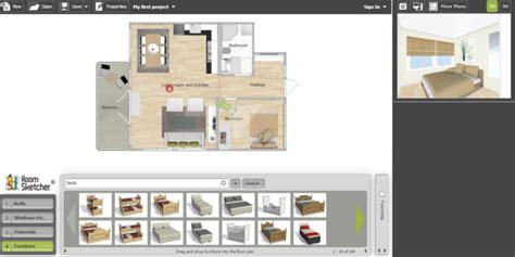Roomscetcher progettare casa online gratis arredare l appartamento