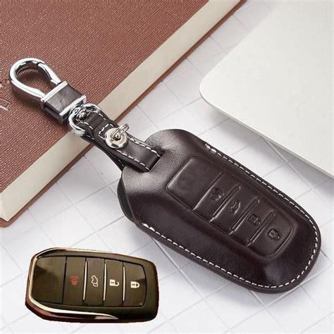 Cover Kijang Innova leather key fob cover for 2016 toyota kijang innova