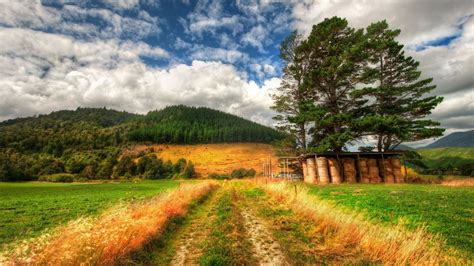 imagenes de paisajes full hd primer plano de la carretera de paisajes naturales fondos