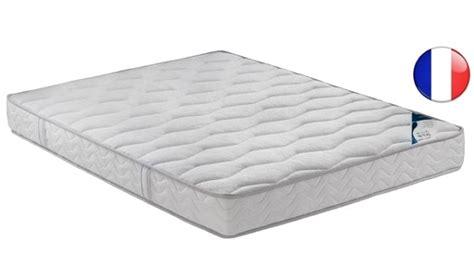 pack lit chne blanchi tokyo haut avec matelas